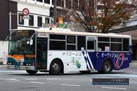 (2018.12) サンデン交通・下関230あ5106 - バスを求めて…