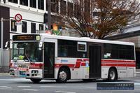 (2018.12) 西鉄バス北九州・門9025 - バスを求めて…