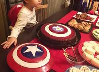 けぇき☆ケーキキャプテンアメリカ - アウトローにローマ