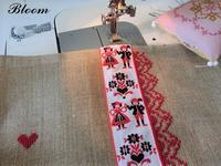 縫製中 - Bloom のんびり日記