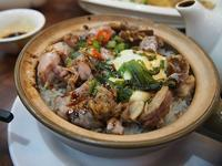 嚐囍煲仔小菜でお初の煲仔飯を食す<年明け香港2019初春 Vol.8> - おいしいもの探し。