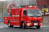 新潟市消防出初式/特装・後方支援車輌 - 偽プリーストぶろぐ