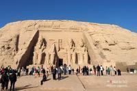 Egypt trip #アブシンベル神殿 - + Spice to life