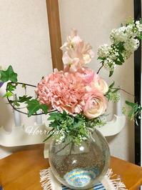 春のお花を束ねる… - 趣味とお出かけの日記