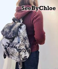 「SeeBy Chloe シーバイクロエ」2019SSコットンリュック・トートBAG入荷です。 - UNIQUE SECOND BLOG