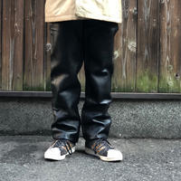 """1990's """"VANSON"""" Leather Pants Made in USA 【DEAD STOCK】 - BAYSON BLOG"""
