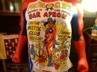 1950's apron! - OIL SHOCK ZAKKA