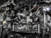 into the engine room - 風塵 〆 雷迅 [Jemini's Blog 5th edition]