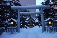 札幌三吉神社 - 夢風 御朱印日記