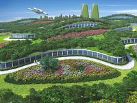 Green Hill - 花と植物の風景CGブログ