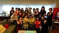 旅カルチャー講座「英国薔薇紀行~薔薇の咲く美しい庭を訪ねて」が開催されました。 -  日本ローズライフコーディネーター協会