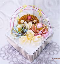 ご参加ありがとうございました♡ - La Petite Poucette    ~神戸よりペーパーアートの作品と講座のご紹介~