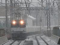 雪と鉄道 - THE 鳥☆鉄
