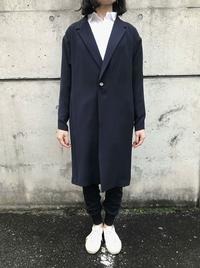 Olta design garments チェスターフィールドコート - suifu