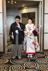 祝☆ご結婚・芸術的な色打掛で、麗しさ際立つ花嫁姿 - それいゆのおしゃれ着物レンタル