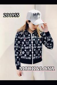 2019SS「MARK&LONA マークアンドロナ」新作パーカー入荷です。 - UNIQUE SECOND BLOG