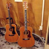 1977 Mossman South Wind Custom 新しい生徒さんの持ってきた素晴らしいギター。 - 線路マニアでアコースティックなギタリスト竹内いちろ@三重/四日市