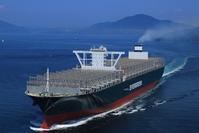 今治造船コンテナ船受注残状況 - 造船・船舶の画像2