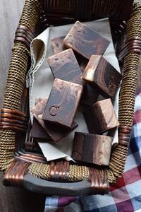 チョコレート石鹸 - 菓野香な暮らし
