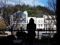 重文宇和島城を望む - ふらりぶらりの旅日記