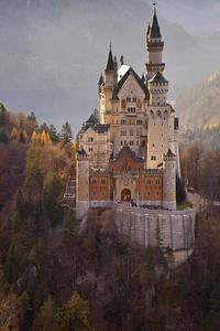 ドイツ・ノイシュヴァンシュタイン城 - 旅した気分で♪