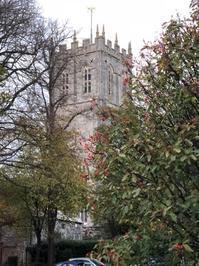 クライストチャーチ修道院 - ハーブのある暮らし