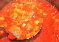 ■ミネストローネ【菜園収穫の冷凍保存の大量ミニトマトの救済です♪】 - 「料理と趣味の部屋」