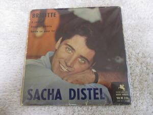 バルドー、モンロー、サッシャ・デイステルの一枚のEPから想うこと - あなたまたレコード買ったのね