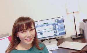 """mami's PCデスク(^^) &  4/7鮎川麻弥Birthday Live「Good-bye """"HEISEI"""" ?pre-35th Anniv.」の 先行予約スタート! - 鮎川麻弥公式ブログ『mami's talking』"""