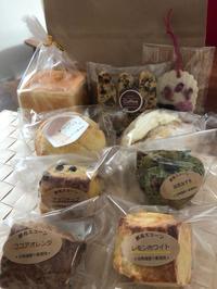 お得な焼き菓子とパンセット - Eikita日記