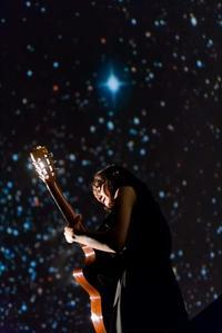 小牧中部公民館プラネタリウムでの演奏ありがとうございました! - 愛知・名古屋を中心に活動する女性ギタリストせきともこのブログ