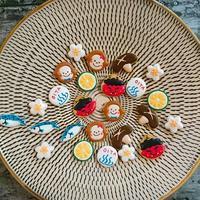 大分県オリジナルアイシングクッキー - カフェ屋