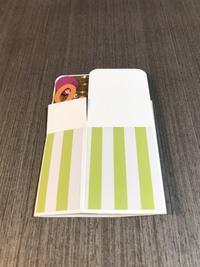 カード作りワークショップ〜その10 - 胡桃っ子の家