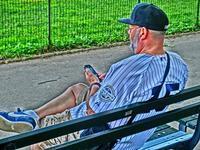ニューヨーク (12)   セントラルパーク - 4 - 多分駄文のオジサン旅日記 2.0