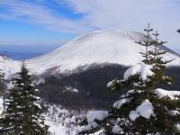 晴天の黒斑山・蛇骨岳2019.2.5(火) - 心のまま、足の向くまま・・・