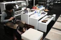 本日最終日お手入れ相談会 - R&Dシューケアショップ 玉川タカシマヤ本館4階紳士靴売場内