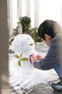雪の日に・・・ - オデカケビヨリ