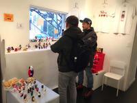 兄の人形展開催中です。 - 佐藤歩blog「あ...わっしょいわっしょい!」