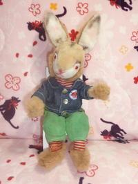 シュコ―ビゴ・ベロ赤目のウサギ君 - ヴィンテージ・シュタイフと仲間たち