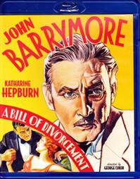 「愛の嗚咽」A Bill of Divorcement  (1932) - なかざわひでゆき の毎日が映画三昧