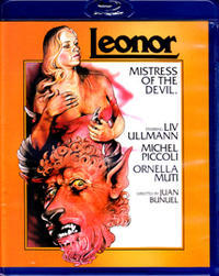 「呪われた女」Leonor  (1975) - なかざわひでゆき の毎日が映画三昧