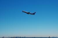 HND - 510 - fun time (飛行機と空)