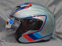 "Kabuto EXCEED "" BMW M-Color "" - YUHIRO&M DESIGNS2"