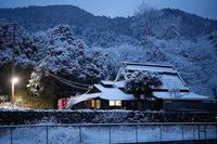 京の雪景色・開門前の大原散策其の一 - デジタルな鍛冶屋の写真歩記