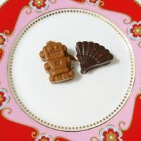 梅宮大社「甘酒祭」、アロースイーツのRawチョコレート Amazake festival, Raw-chocolate of the confectionery Arrowsweets - latina diary blog