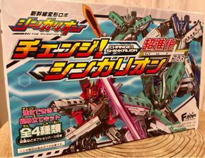 F-toys シンカリオン - Black Fantom