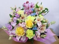 アレンジメント - 大阪府茨木市の花屋フラワーショップ花ごころ yomeのブロブ