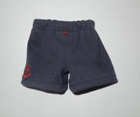 397.メルちゃん紺ショートパンツ - フリルの子供服