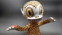 Kidrobot限定メタリック・オウルー、密かに発売 - 下呂温泉 留之助商店 店主のブログ