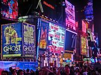 ニューヨーク (13)   タイムズスクエア – 3 - 多分駄文のオジサン旅日記 2.0